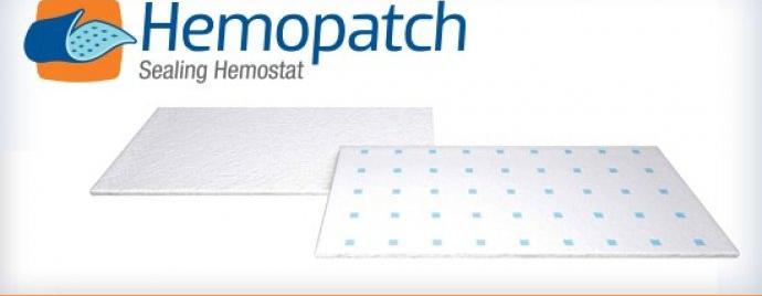 HEMOPATCH 01 - Materiais para Cirurgias