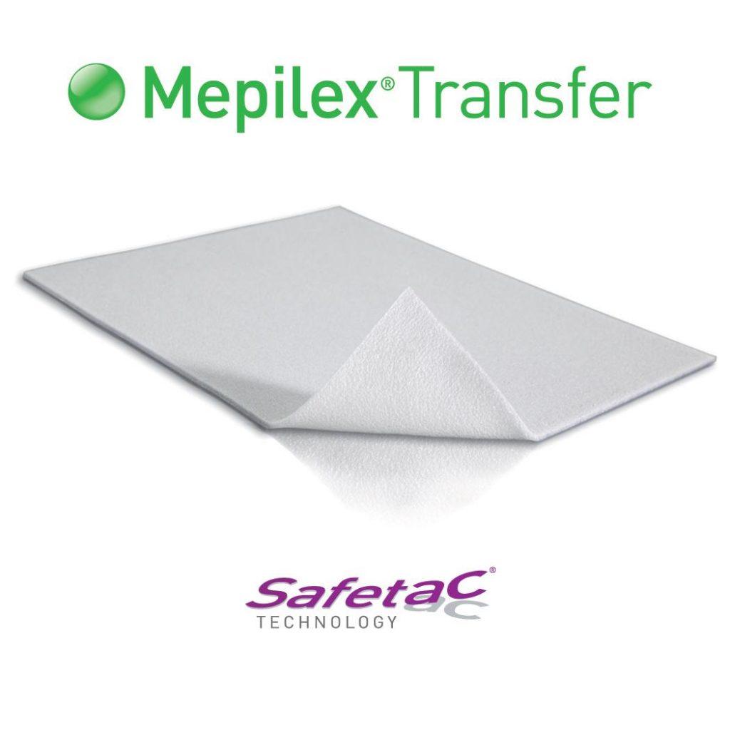 mepilex transfer - Materiais Curativos
